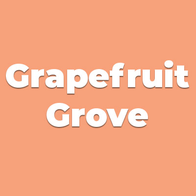 Colors GRAPEFRUIT GROVE